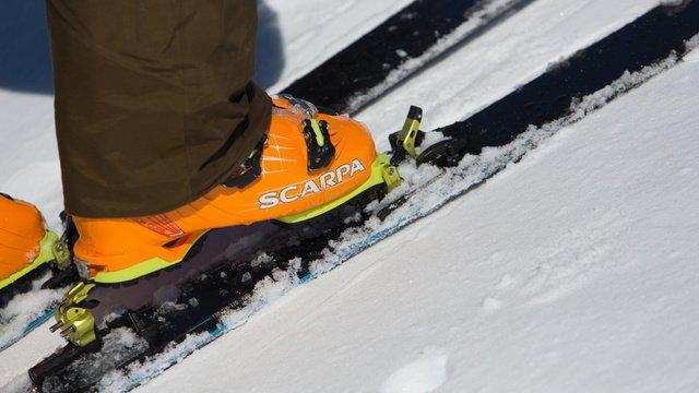 Ski tour to Bendolla