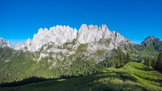 Sentier géologique Gastlosen