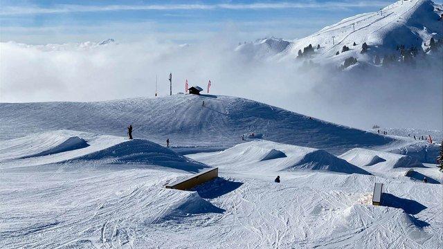 Snowpark Bretaye