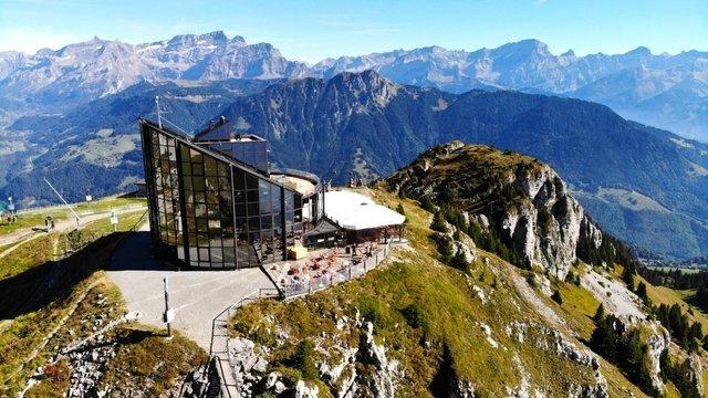 KUKLOS panoramic terrace