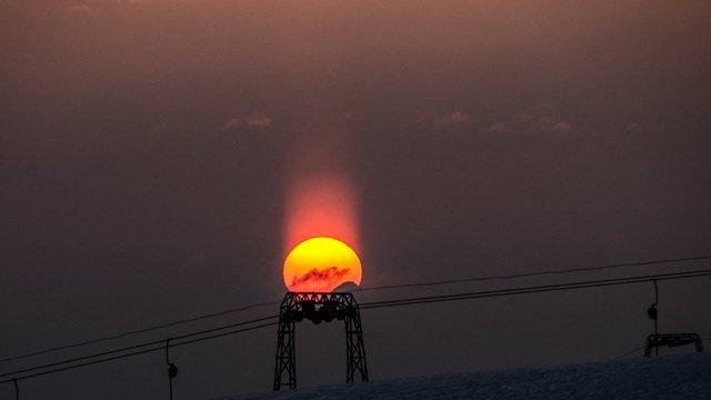 Tsigère Sunset