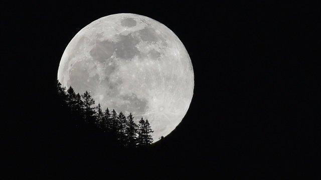Full moon Fondue