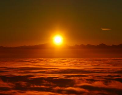 Lever de soleil impérial