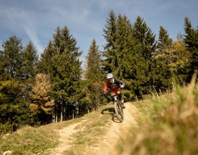 Piste de Downhill